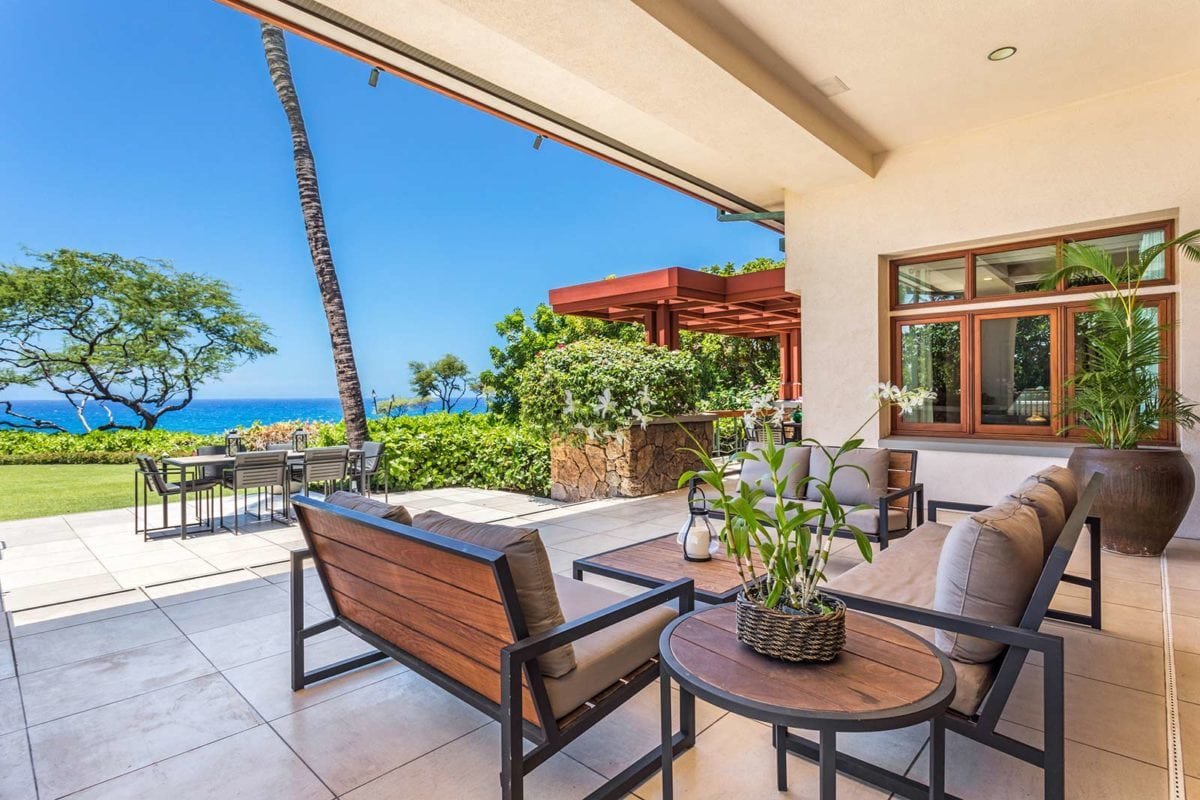 Mauna Kea Residences Management Contract